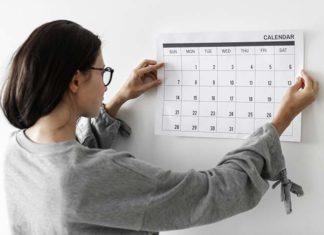 Czy w epoce smartfonów jest miejsce na kalendarze ścienne?
