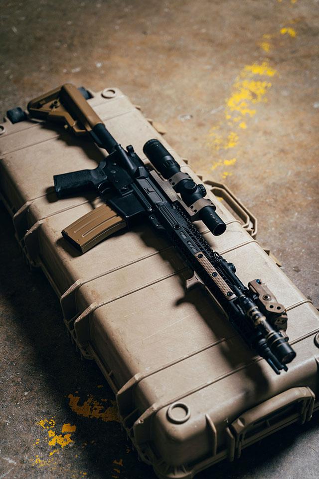 Pozwolenie i dystrybucja broni